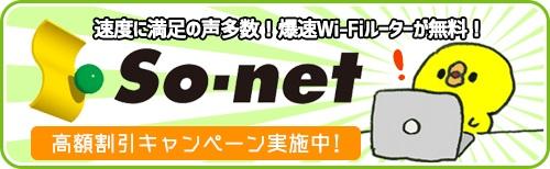 so-net光申し込みサイト