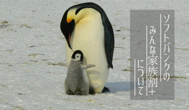 ソフトバンクの「みんな家族割+」