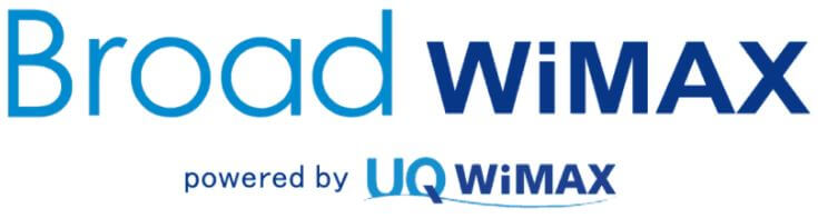 Broad WiMAX powered by UQ WiMAX